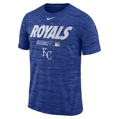 Nike Dri-FIT AC Velocity Team Issue (MLB Royals) Men's T-Shirt