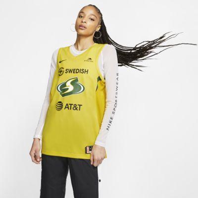 Breanna Stewart Seattle Storm Nike WNBA Basketball Jersey