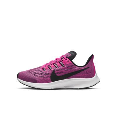 Nike Air Zoom Pegasus 36 Little/Big Kids' Running Shoe