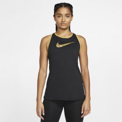 Damska koszulka treningowa bez rękawów Nike Dri-FIT
