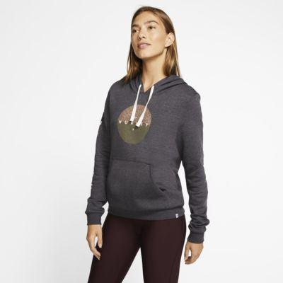 Hurley Trinsic Women's Fleece Pullover Hoodie