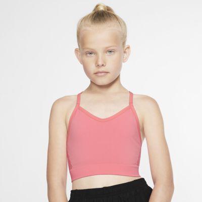 Nike Dri-FIT Sport-BH für Mädchen