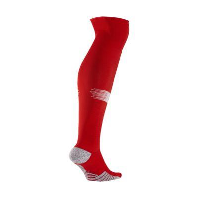 Ποδοσφαιρικές κάλτσες που φτάνουν επάνω από τη γάμπα NikeGrip Strike Light