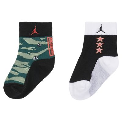 Jordan Jumpman Little Kids' Socks (2 Pairs)