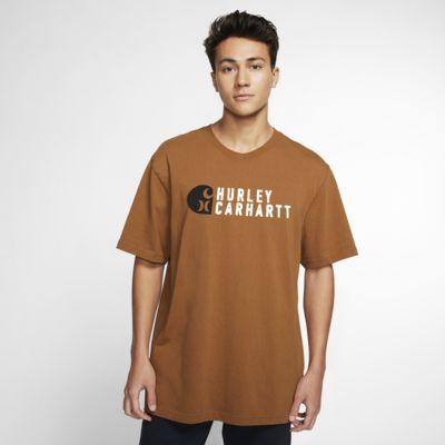 Hurley x Carhartt Stacked Men's Premium Fit T-Shirt