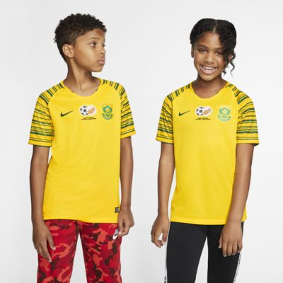 Dziecięca koszulka piłkarska South Africa 2019 Stadium Home