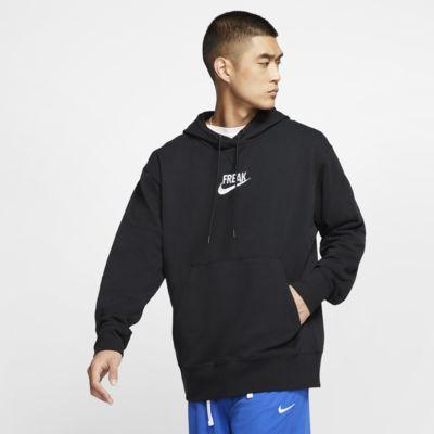 """Ανδρική μπλούζα μπάσκετ με κουκούλα Giannis """"Freak"""""""