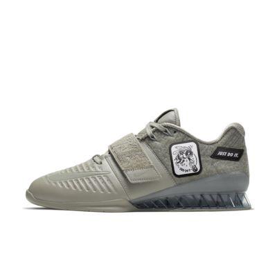 Calzado de entrenamiento Nike Romaleos 3 XD Patch