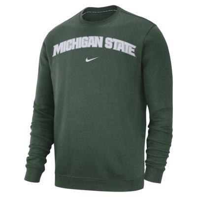 Nike College Club (Michigan State) Men's Sweatshirt