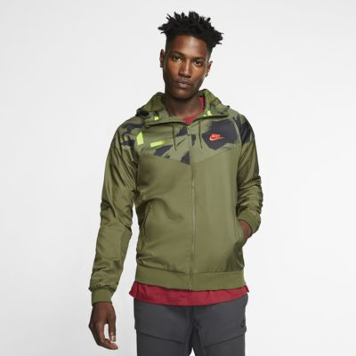 Nike Sportswear Windrunner Erkek Ceketi