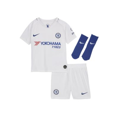 Chelsea FC 2019/20 Away Baby & Toddler Football Kit