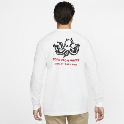 Мужская футболка с длинным рукавом Hurley x Carhartt Outwork