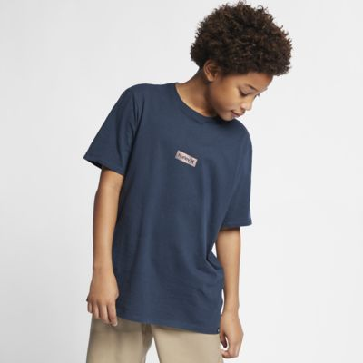 Hurley Premium One And Only Small Box-T-shirt til drenge