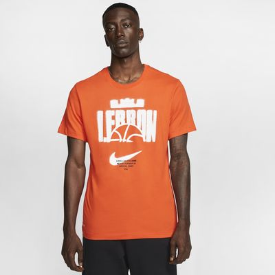 Ανδρικό T-Shirt μπάσκετ Nike Dri-FIT LeBron