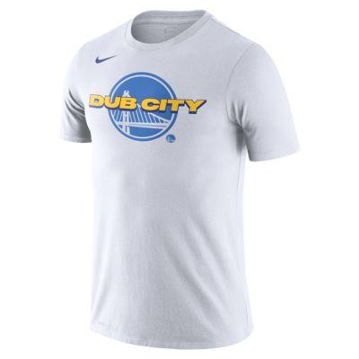 ゴールデンステート ウォリアーズ ナイキ Dri-FIT メンズ NBA Tシャツ