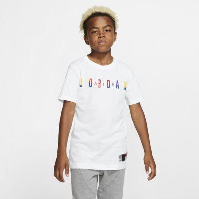 Air Jordan Samarreta de màniga curta - Nen