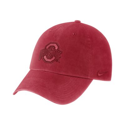 Nike College Pigment H86 (Ohio State) Adjustable Hat