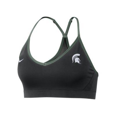 Nike College Dri-FIT Indy (Michigan State) Women's Sports Bra