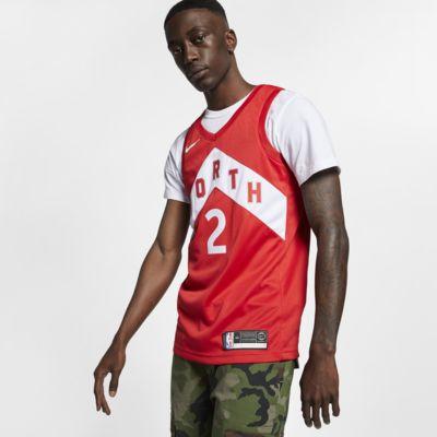 ... Men s Nike NBA Connected Jersey. Kawhi Leonard Earned City Edition  Swingman (Toronto Raptors) afedc4ebf