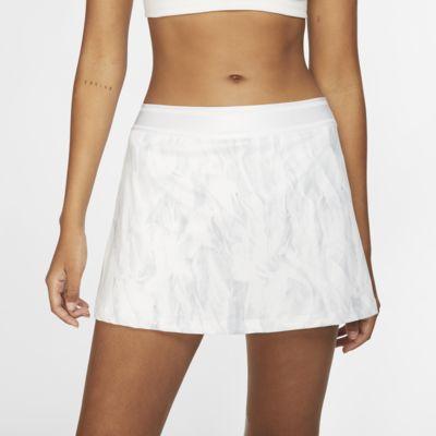 NikeCourt Baskılı Kadın Tenis Eteği