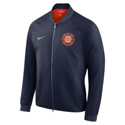 New Knicks Nike City Modern Chaqueta Universitaria De Edition York qHwq5vnrp