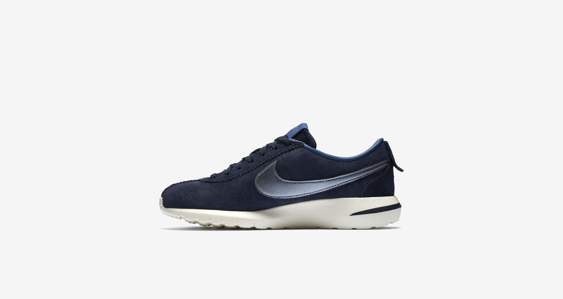 a7061fc6715c0 ... low price womens nike roshe cortez premium suede midnight navy.  nikeu2060 snkrs da370 6a137 ...
