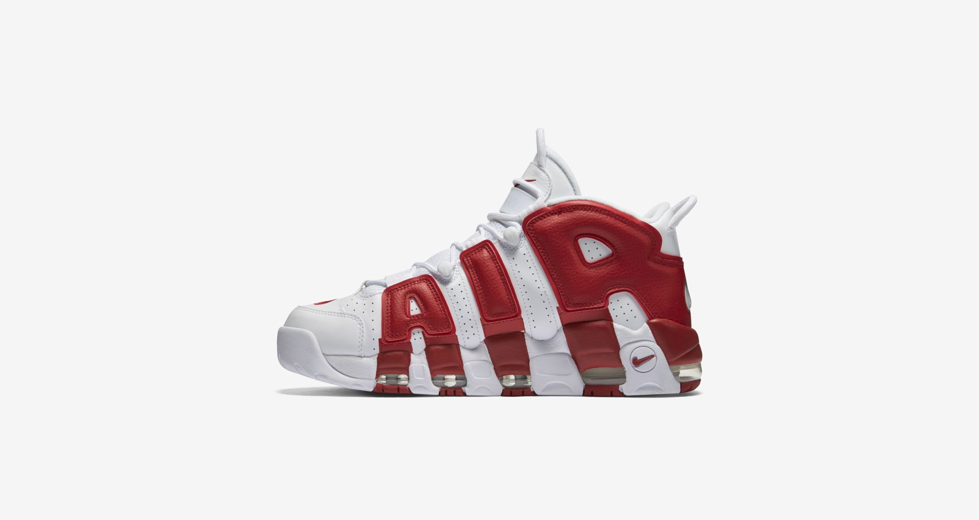 nike uptempo red