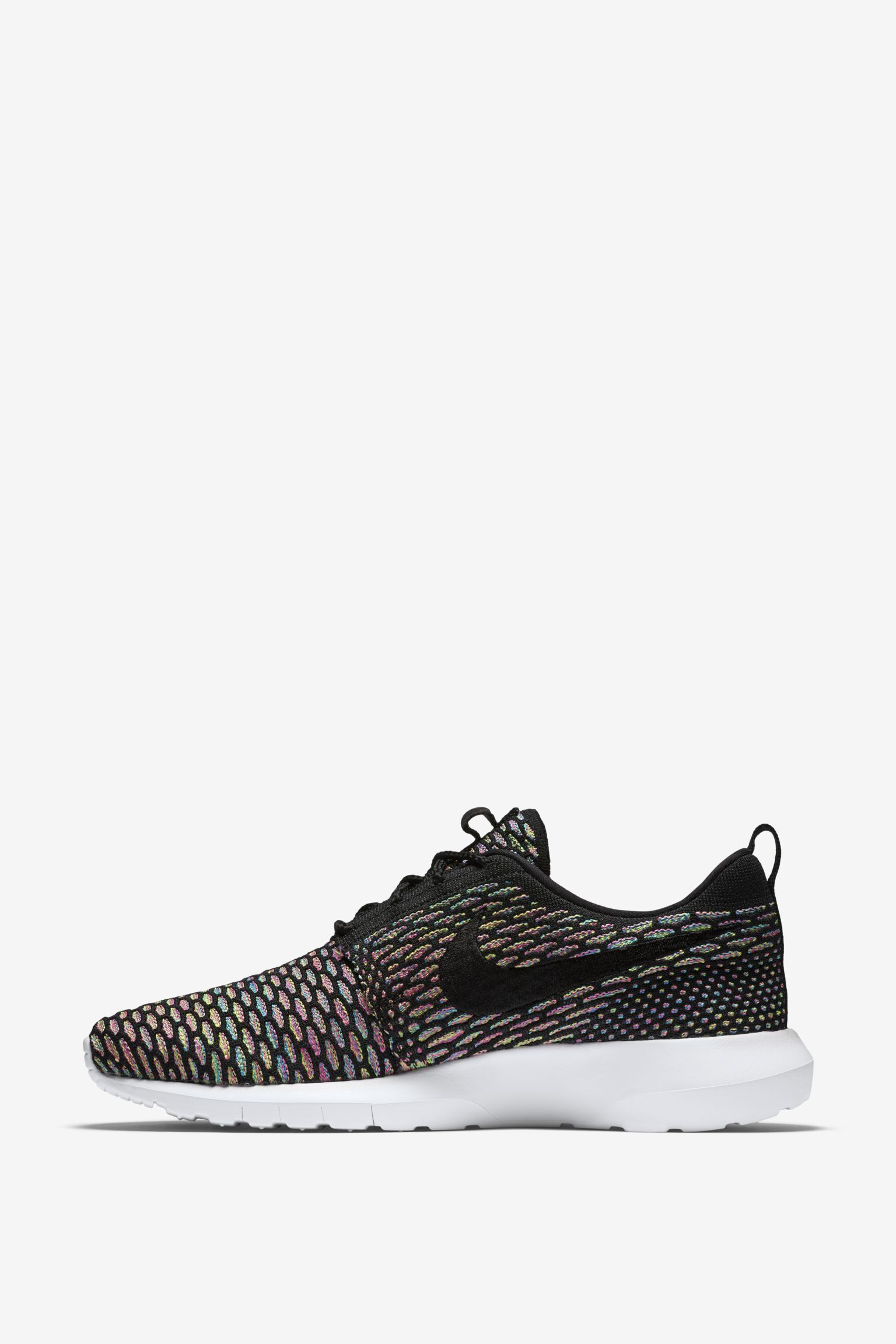 separation shoes f8771 9ea60 Nike Roshe One » Multicolor « Flyknit Nike WSqdw1YY