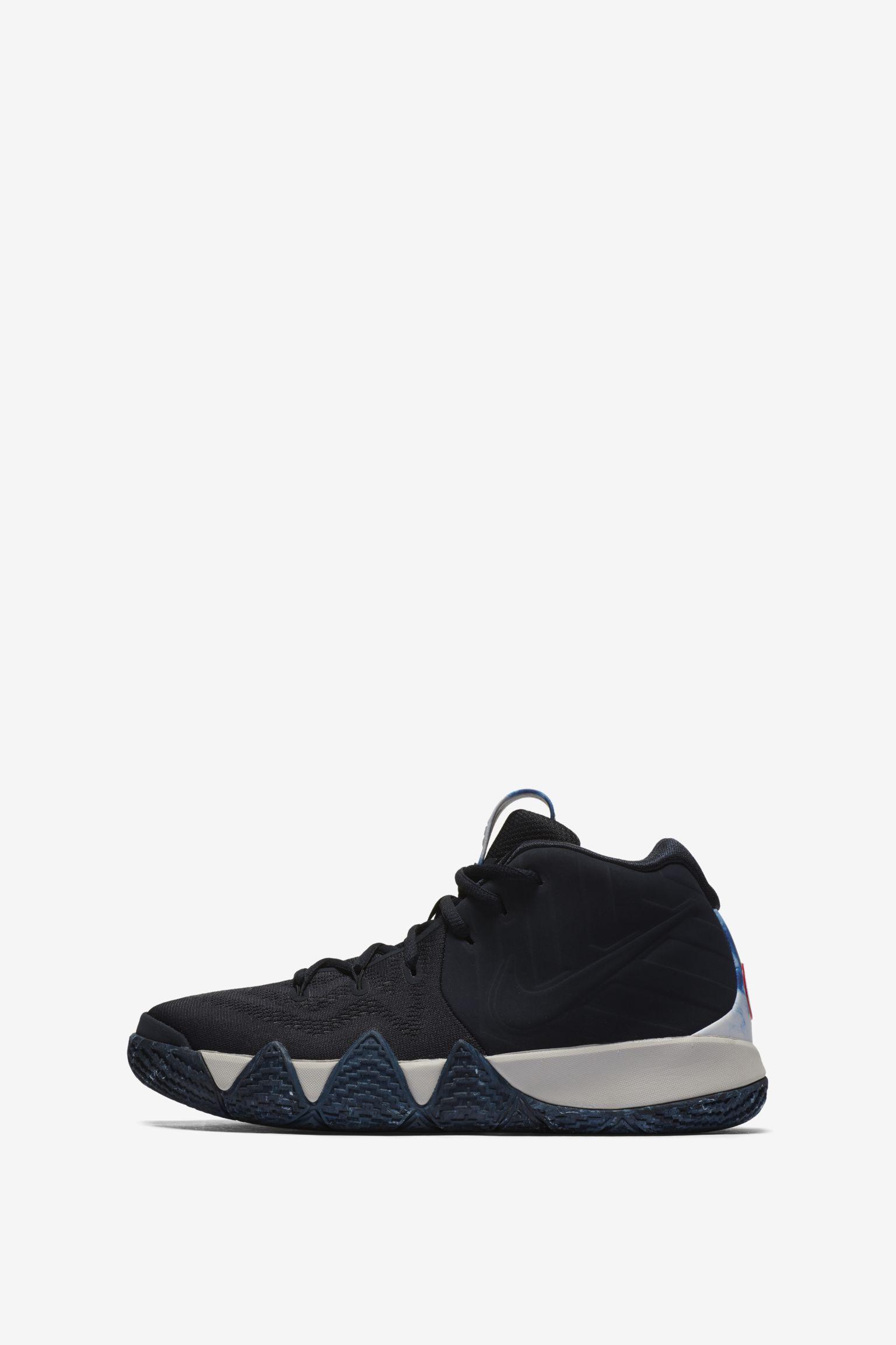 Nike Kyrie 4 'N7' 2018 Release Date