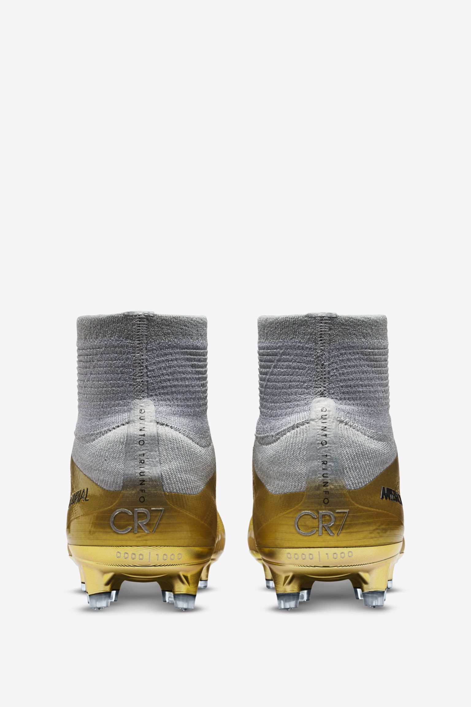 cheap for discount 1bdad f277a nike mercurial superfly cr7 quinto triunfo