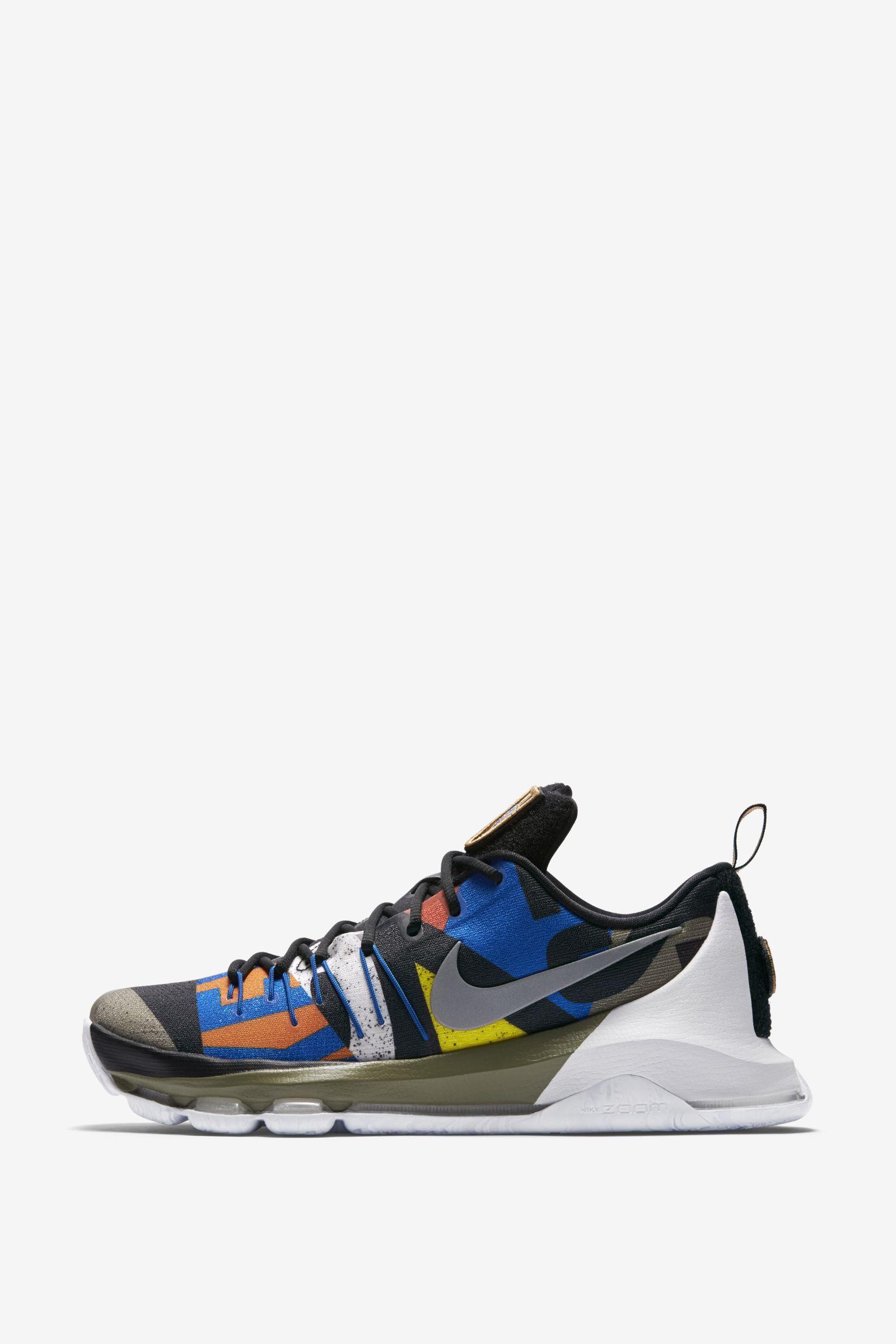 fd3154ac1449 KD 8 Premium gs  Nike KD 8 All Star Release Date Nike+ SNKRS ...