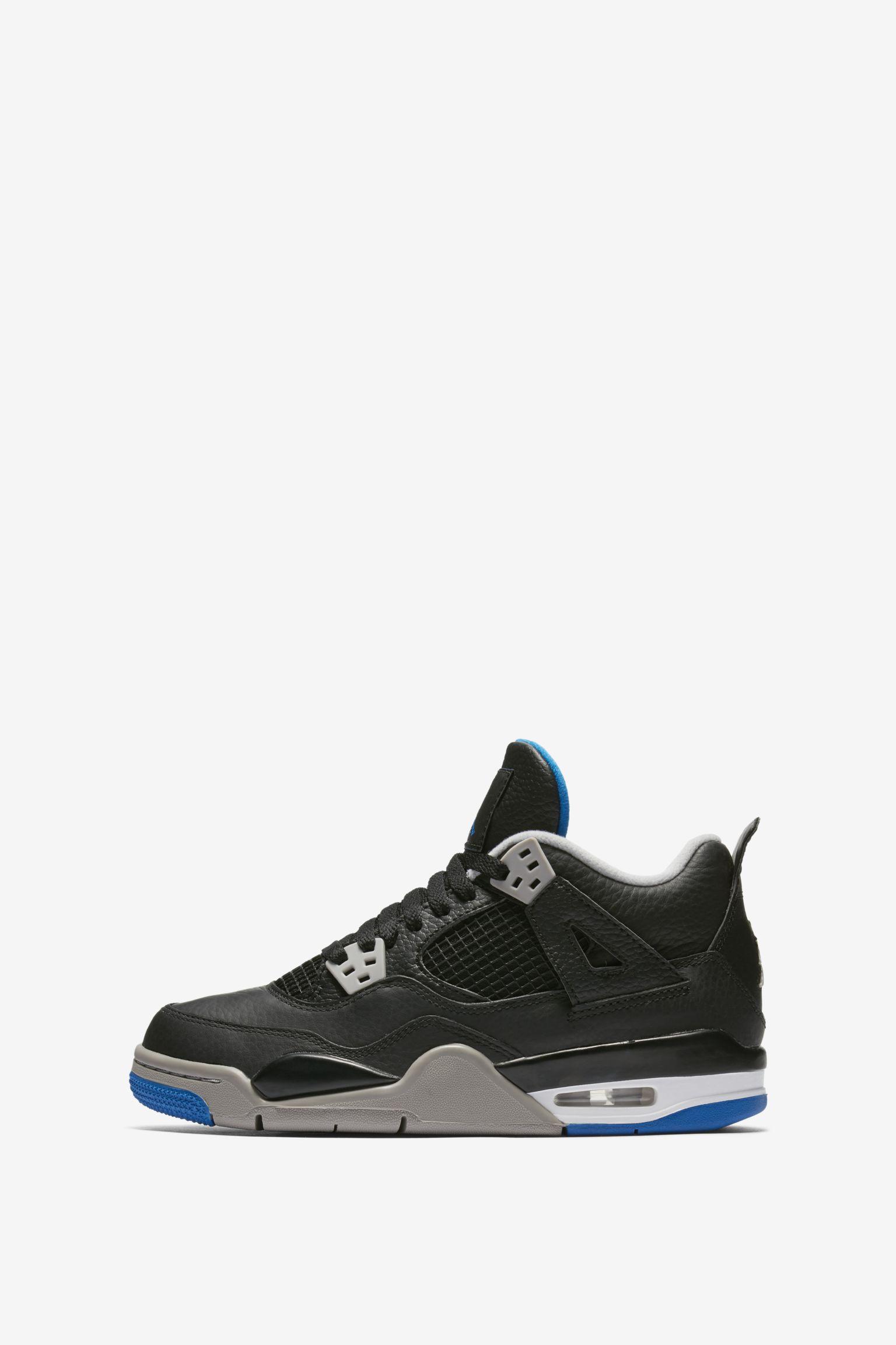 Air Jordan 4 Retro  Motorsport Away  Release Date. Nike+ SNKRS c852802d2