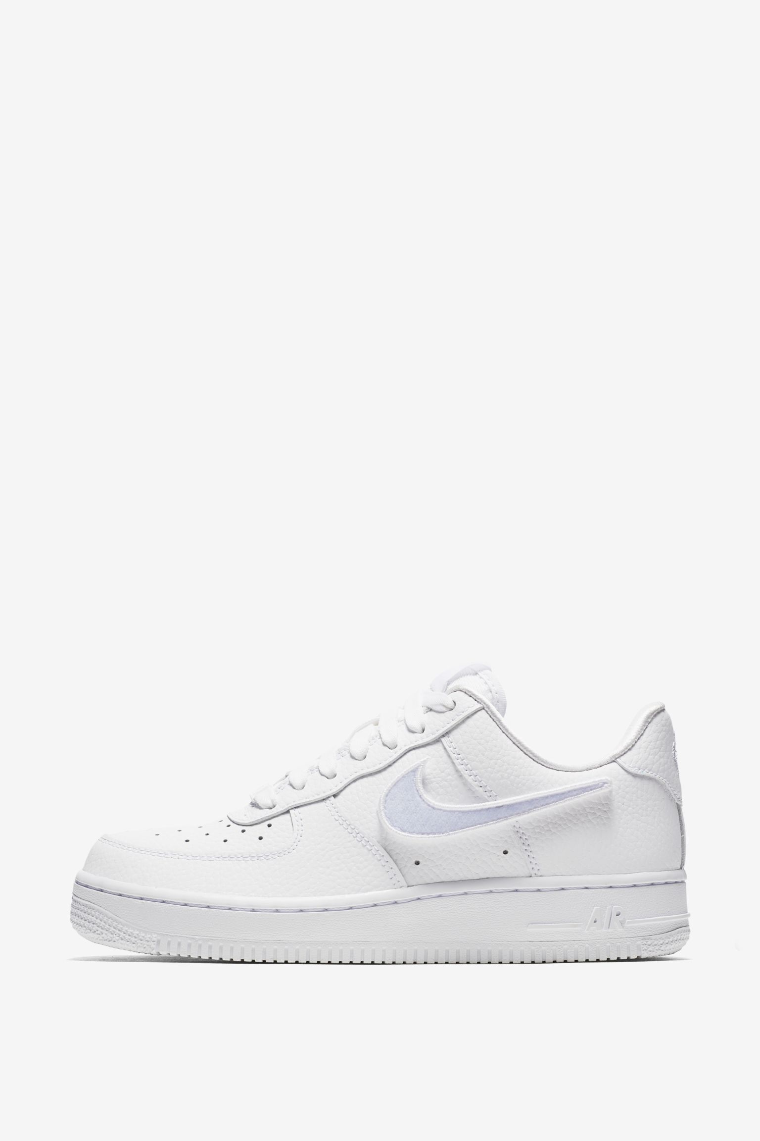 buy online 8563f 0ca1e AIR FORCE 1-100 VOOR DAMES. TRIPLE WHITE