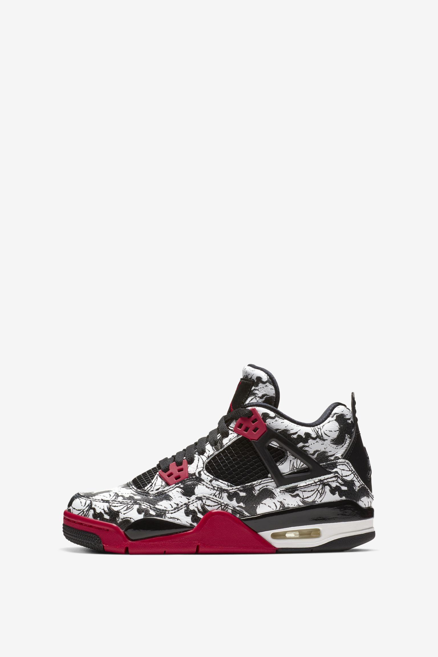 Air Jordan 4 Retro 'Singles Day 2018' Release Day