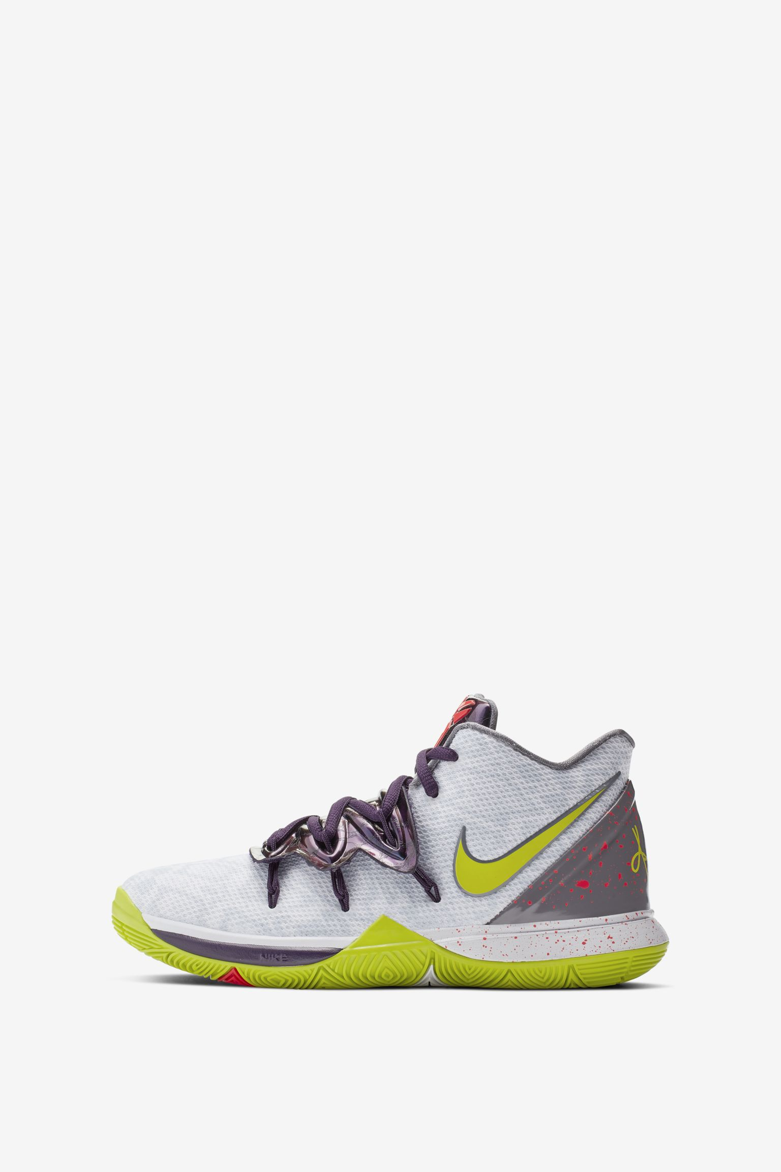 Kyrie 5 'Mamba Mentality' Release Date