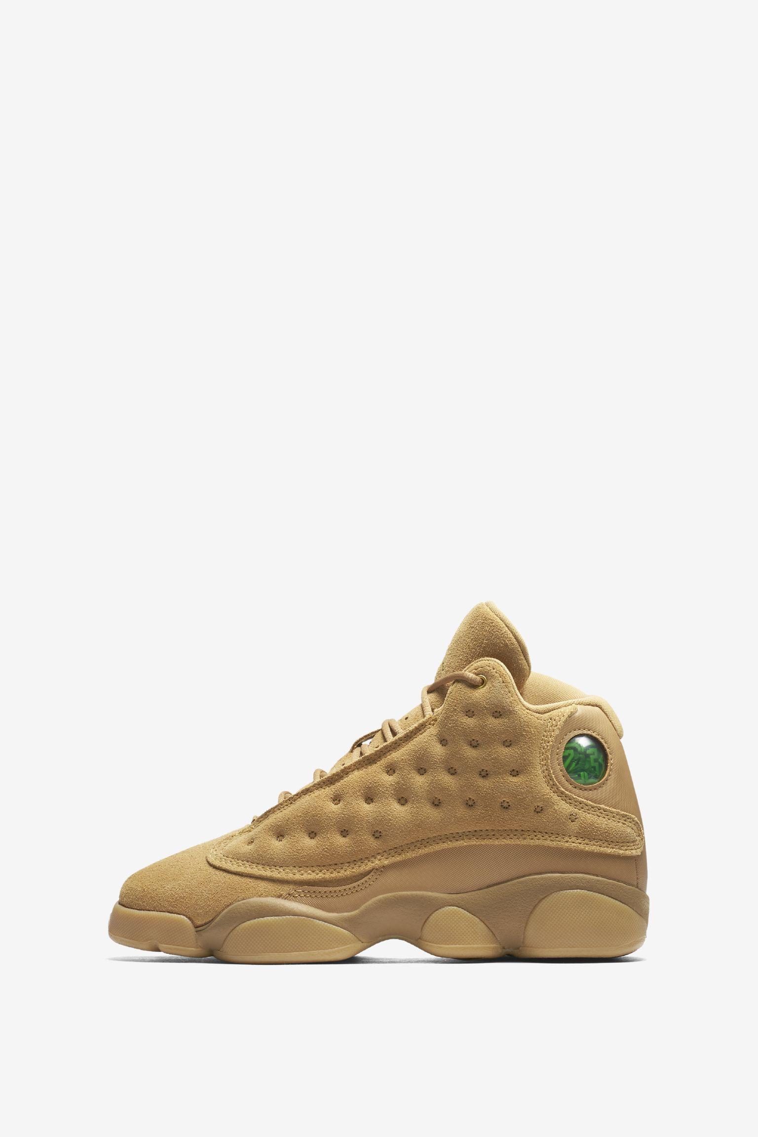 Air Jordan 13 'Wheat' Release Date