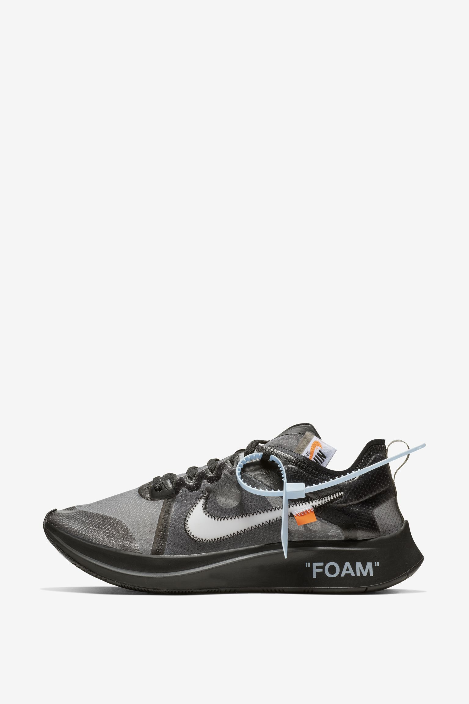 The Ten: Nike Zoom Fly 'Black & Cone & White' Release Date