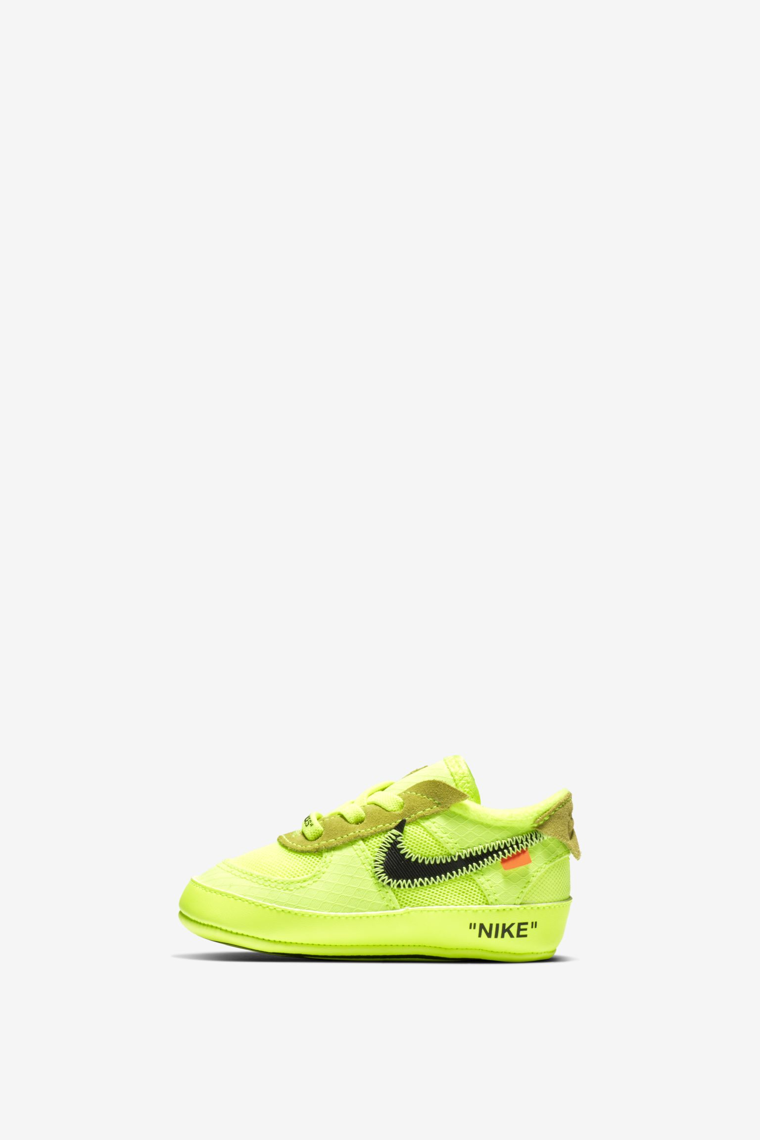 The Ten: Nike Air Force 1 Low 'Volt & Black & Hyper Jade' Release Date