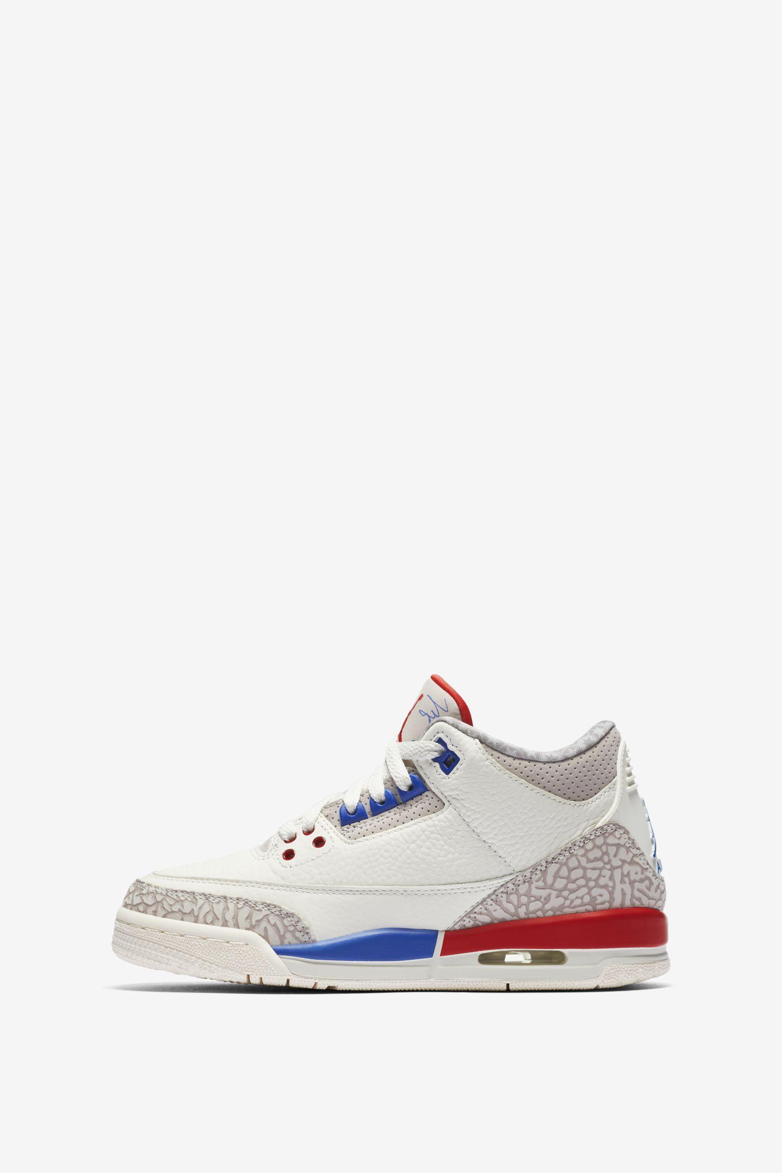 Air Jordan 3 'Sail' Release Date