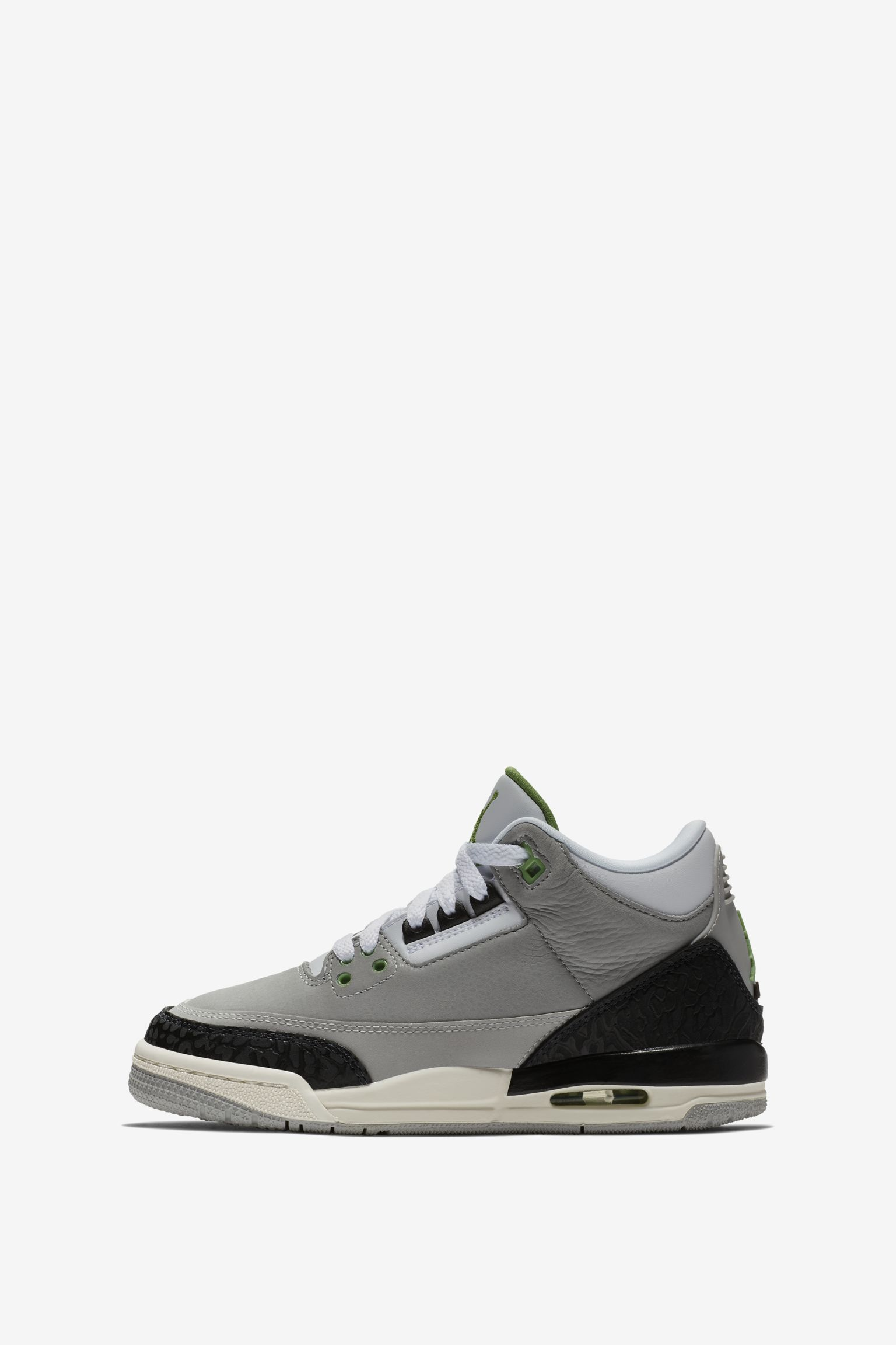 Air Jordan 3 Air Trainer 1 'Light Smoke Grey & Chlorophyll' Release Date