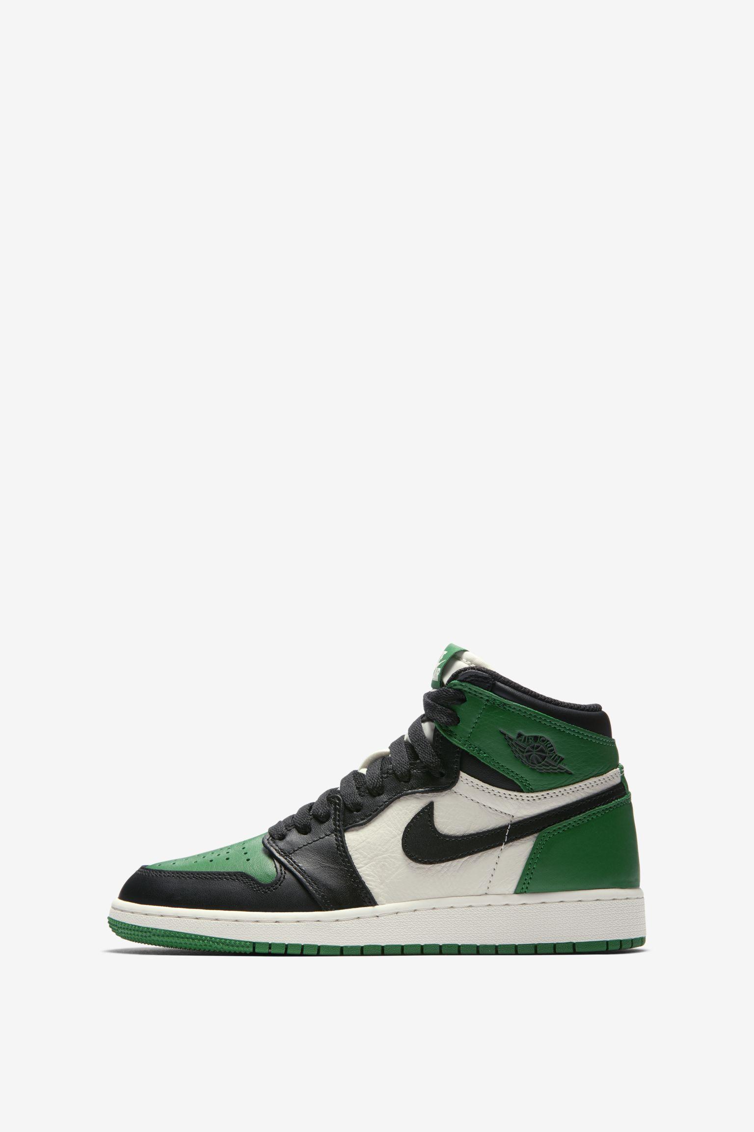 Air Jordan 1 Retro 'Pine Green' Release Date