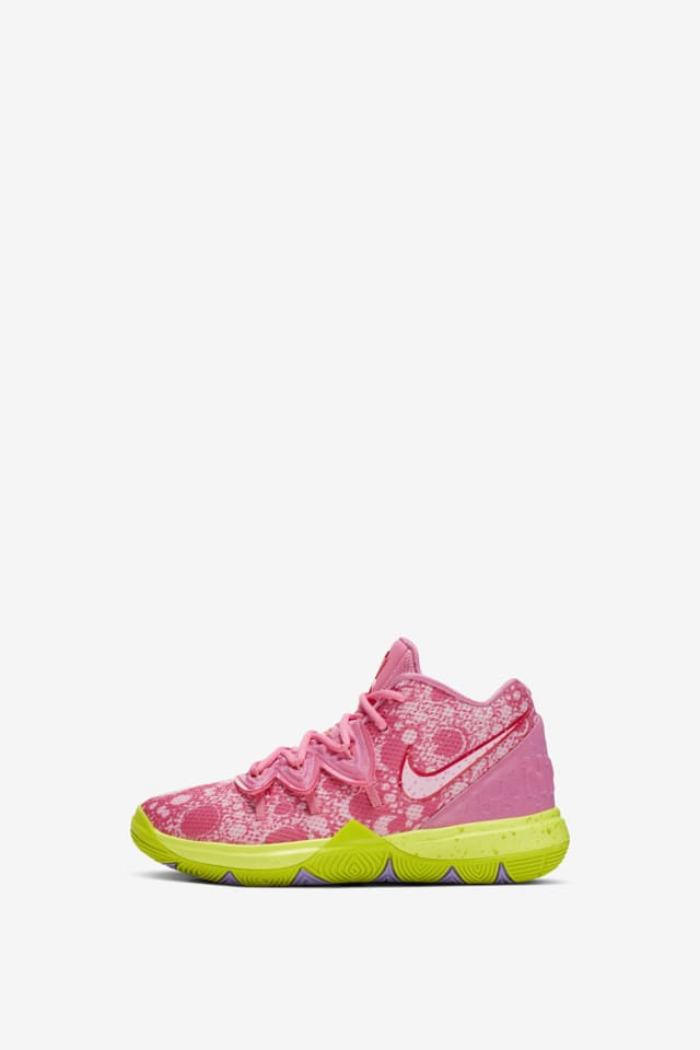 Kyrie 5 'Patrick Star' Release Date