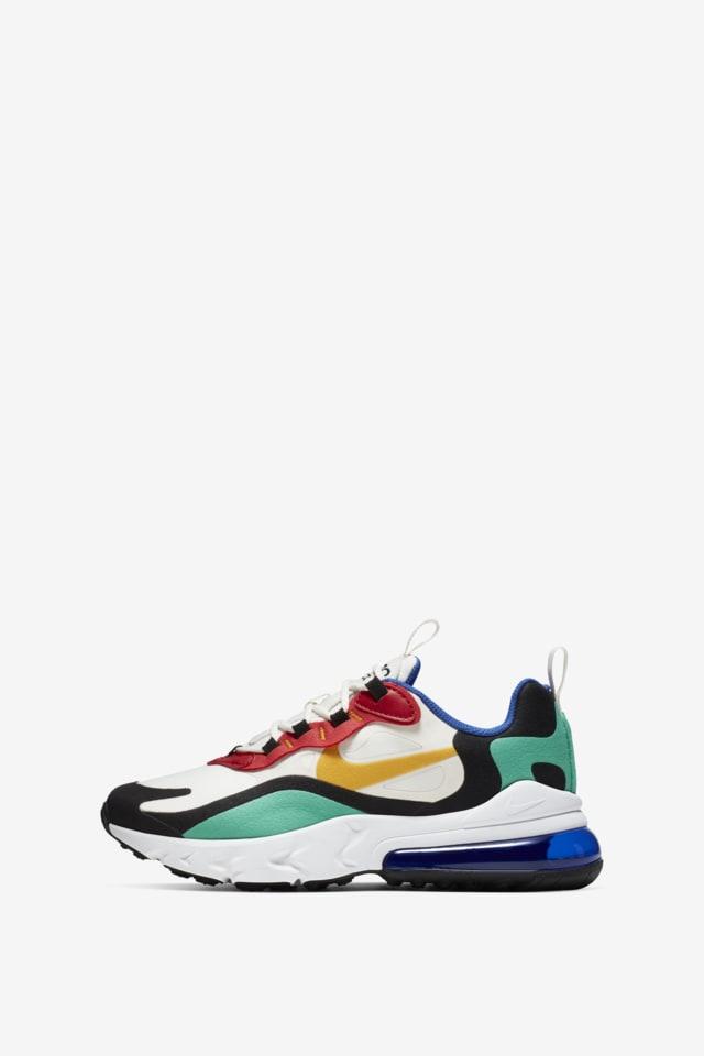 Nike Air Max 270 React 'Bauhaus