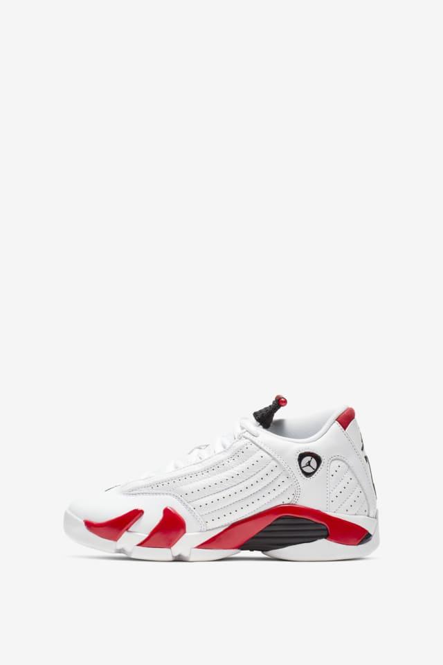Nike Air Jordan 14 'White \u0026 Red