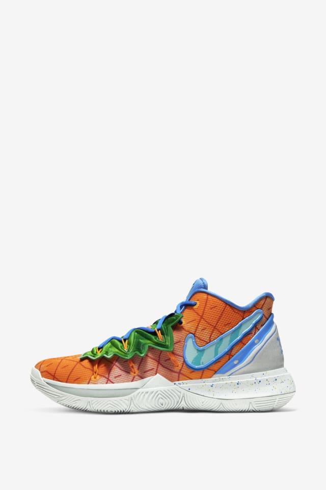 Kyrie 5「鳳梨屋」發售日期. Nike SNKRS PH