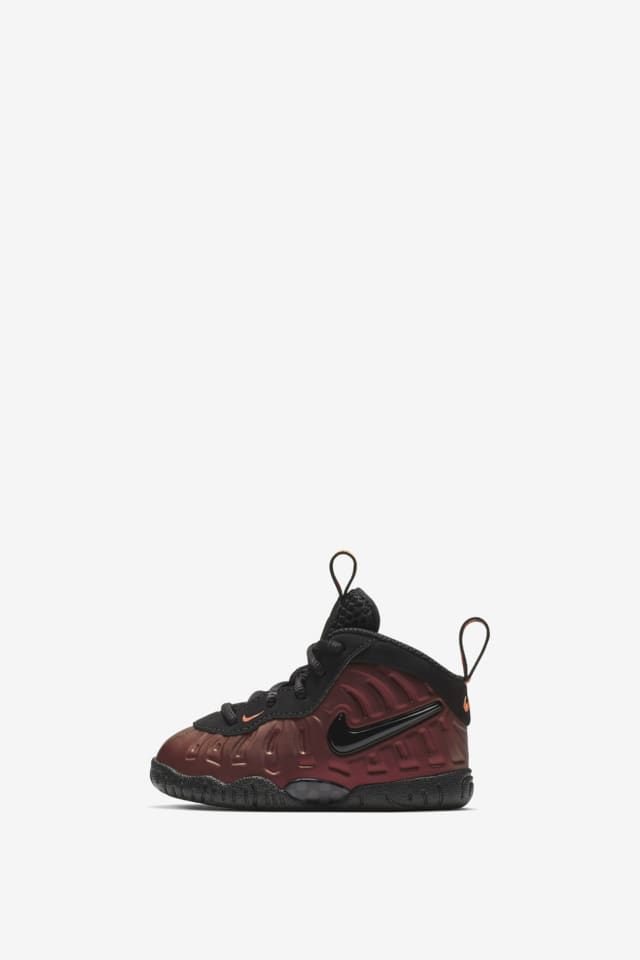 Nike Air Foamposite One PRM Mens Shoes Atomic Red ...