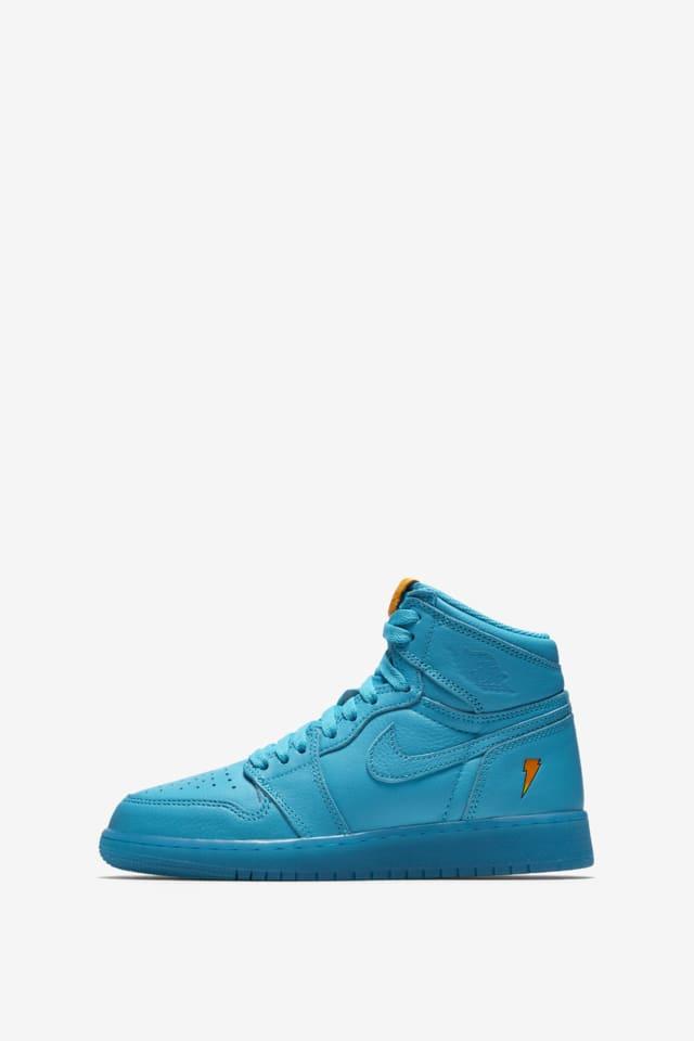 Air Jordan 1 High Gatorade 'Cool Blue