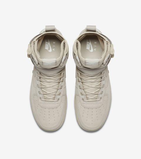 "Nike SF AF 1 ""String & Gum"". Nike SNEAKRS PL"