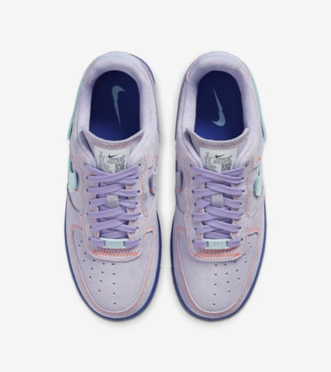 Nike Women's Air Force 1 LXX 'Purple Agate' Release Date