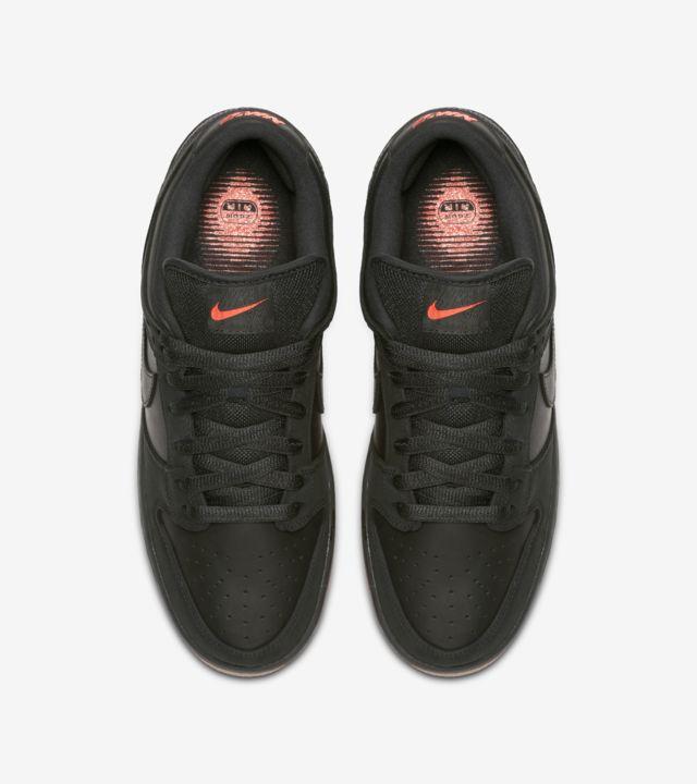 Nike SB Dunk Low Pro 'Black Pigeon' Release Date. Nike SNKRS